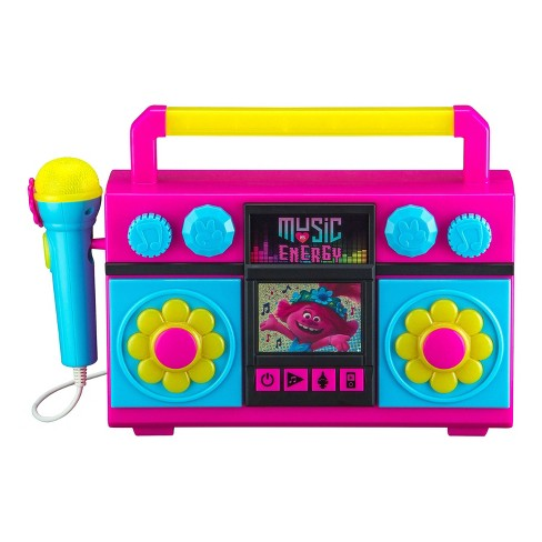 Trolls World Tour Sing-Along Boombox - image 1 of 4