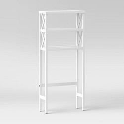 Square Over The Toilet Etagere