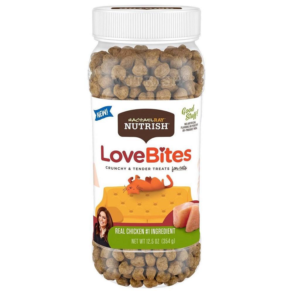 Rachael Ray Nutrish Love Bites Chicken Cat Treat - 12.5oz Price