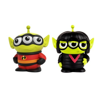 Disney Pixar Alien Remix Mr. Incredible & Edna 2pk