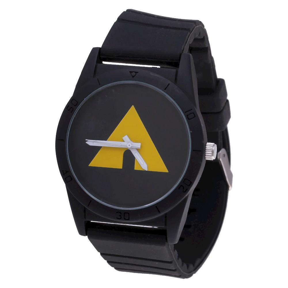 Image of Airwalk Analog Watch - Black, Men's