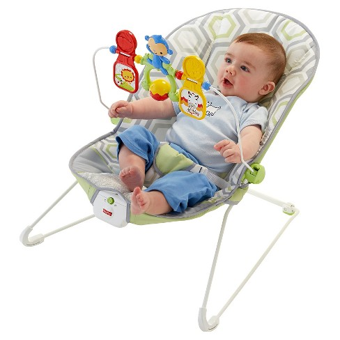 bbbb16b97 Fisher-Price Bouncer - Geometric Meadow   Target