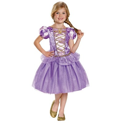 Baby Rapunzel Classic Halloween Costume 3T-4T