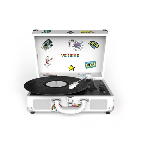 Victrola Canvas Record Player - image 1 of 4
