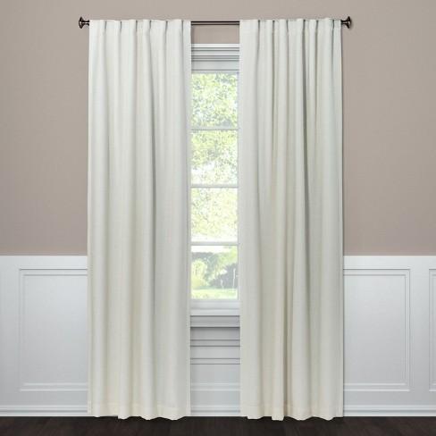 Aruba Blackout Curtain Panels - Threshold™ - image 1 of 3