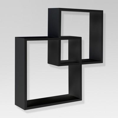 Interlocking Shelf Set - Black - Threshold™