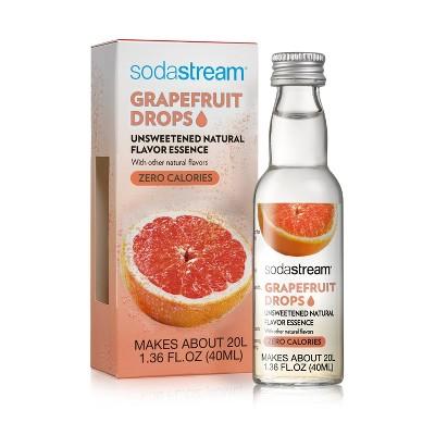 SodaStream Fruit Drops Grapefruit