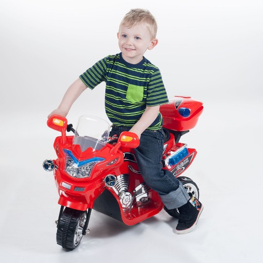Trademark Global Fx 3 Wheel Bike - Red image number null