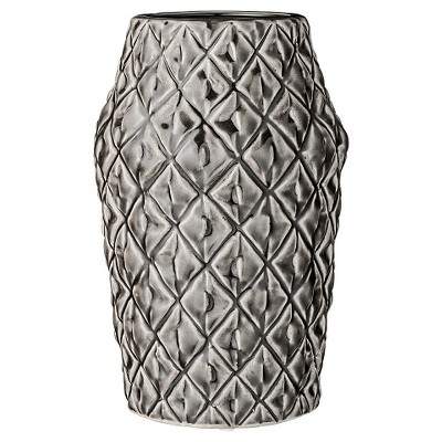 Ceramic Vase - Cool Gray (6 )- 3R Studios