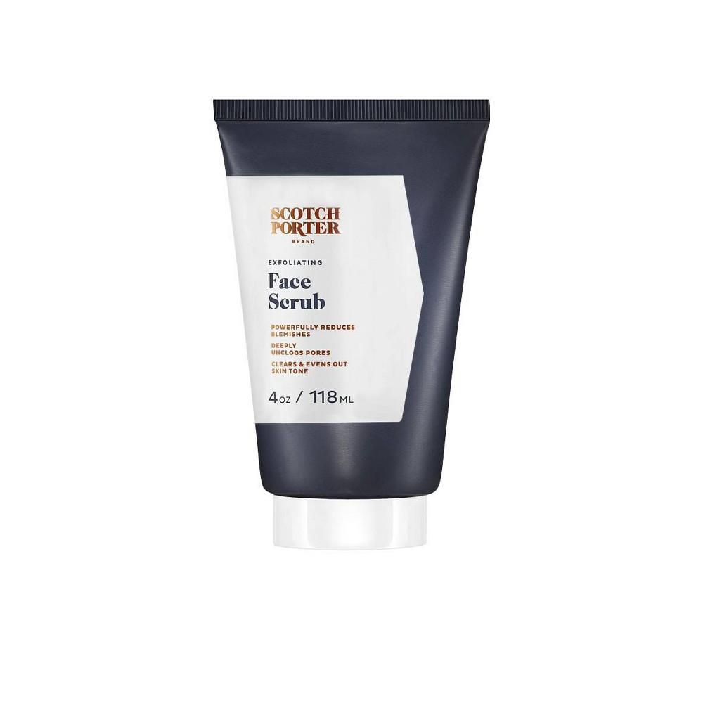Image of Scotch Porter- Exfoliating Face Scrub - 4oz