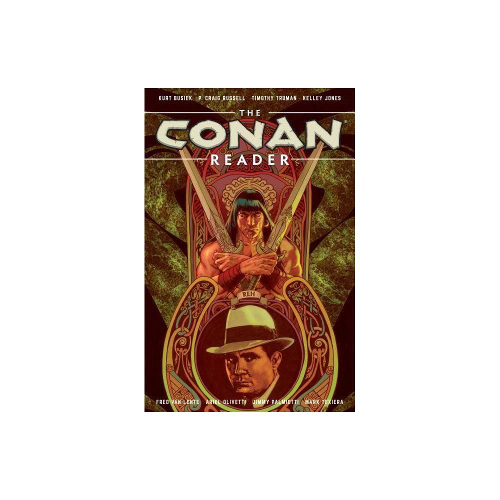 ISBN 9781506711089 product image for Conan Reader - (Conan) by Kurt Busiek & P. Craig Russel (Paperback) | upcitemdb.com