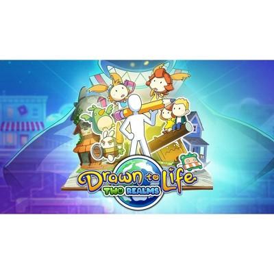 Drawn to Life: Two Realms - Nintendo Switch (Digital)