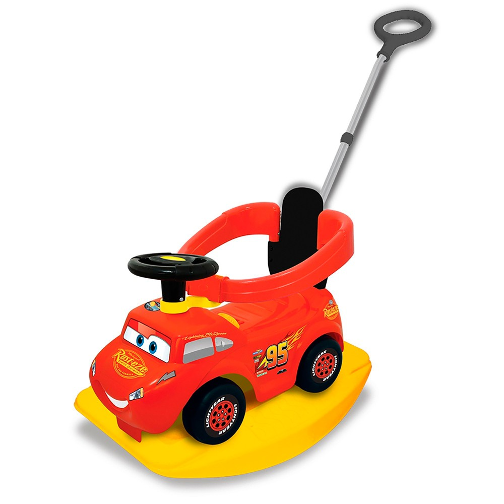 Disney/Pixar Lightning McQueen 4 in 1 Ride On
