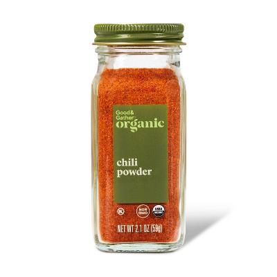 Organic Chili Powder - 2.1oz - Good & Gather™