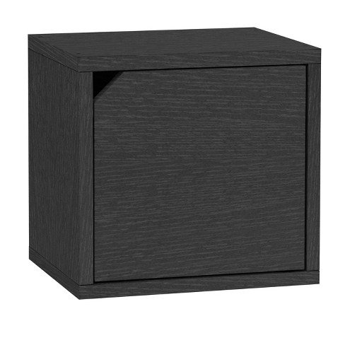 Way Basics Eco Stackable Connect Storage Cube with Door - image 1 of 8