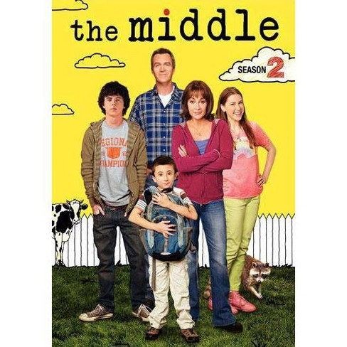 The Middle: Season Two (DVD)(2011) - image 1 of 1
