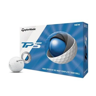 TaylorMade TP5 Golf Balls - 12pc
