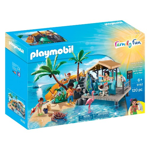 Playmobil Island Juice Bar image number null