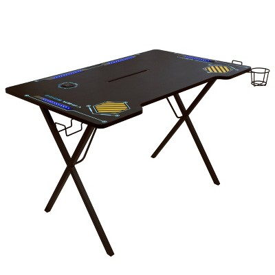 Viper Gaming Desk Black - Atlantic