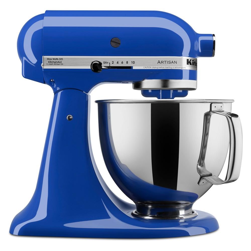 KitchenAid Refurbished 5qt Artisan Stand Mixer Twilight Blue - RRK150TB