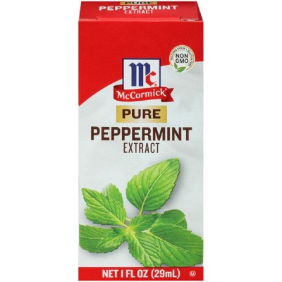 McCormick Peppermint Extract - 1oz