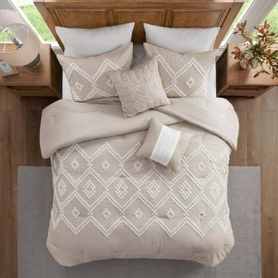 5pc Kylin Cotton Comforter Set