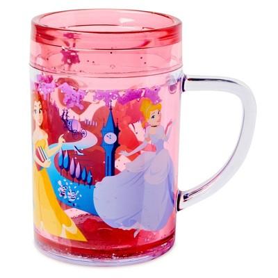 Disney Princesses 7.5oz Plastic Kids Cup Pink - Disney store