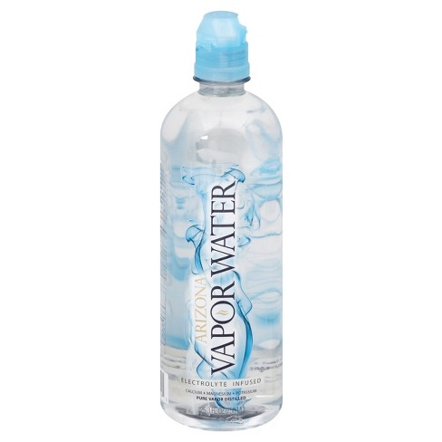 AriZona Vapor Water - 25.3 fl oz Sports Cap Bottle - image 1 of 3
