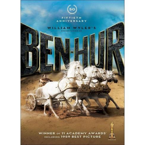 Ben-Hur (Fiftieth Anniversary) (2 Discs) (dvd_video) - image 1 of 1