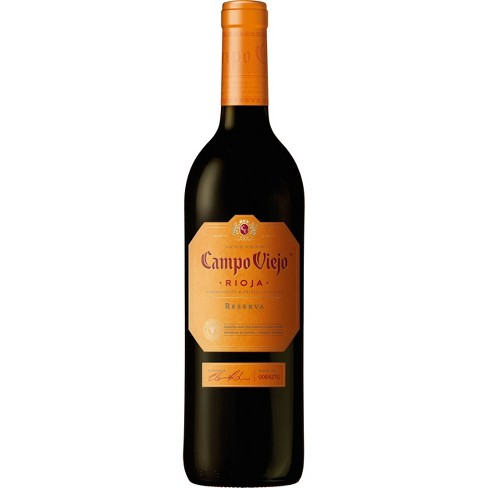 Campo Viejo Reserva Rioja Red Wine - 750ml Bottle - image 1 of 1