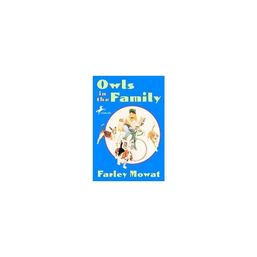 Owls in the Family (Reprint) (Paperback) (Farley Mowat)