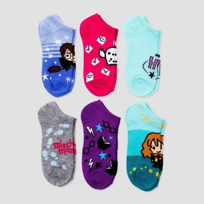 Girls' Harry Potter Socks - Black
