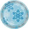 Snowflake Swirls Party Supplies Kit - image 3 of 4