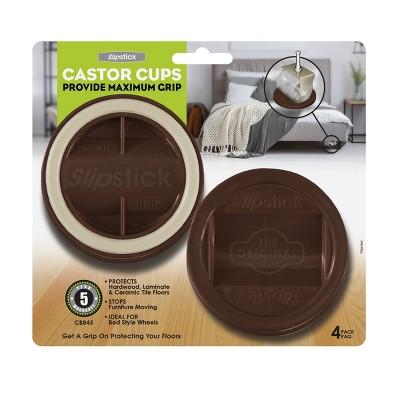 """Slipstick (Set of 4) 3-1/4"""" Large Castor Cup Gripper"""