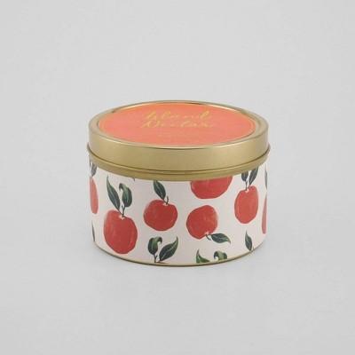 8oz Lidded Tin Candle Island Nectar - Opalhouse™