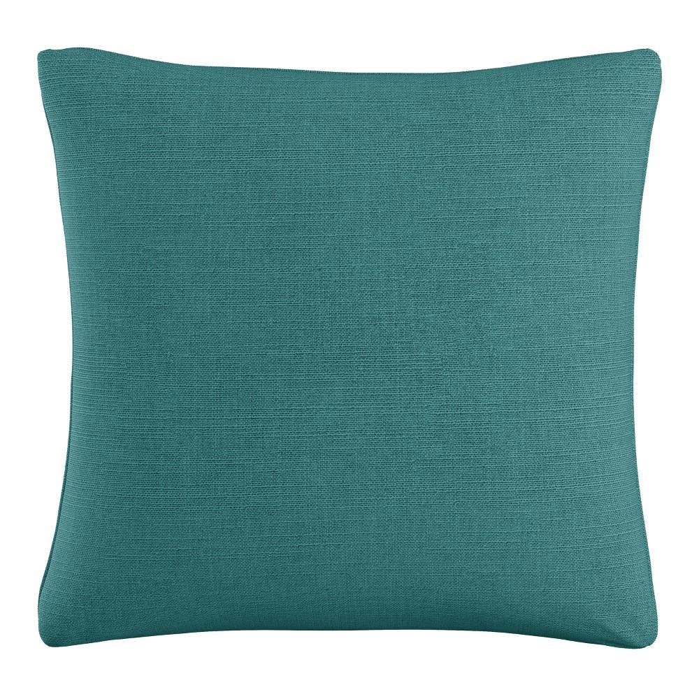 Linen Laguna Throw Pillow - Skyline Furniture