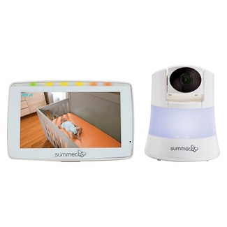 "Summer Infant® 5"" Wide View 2.0™ Digital Video Baby Monitor"