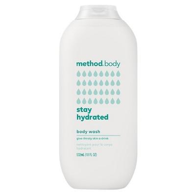 Method Stay Hydrated Body Wash - 18 fl oz