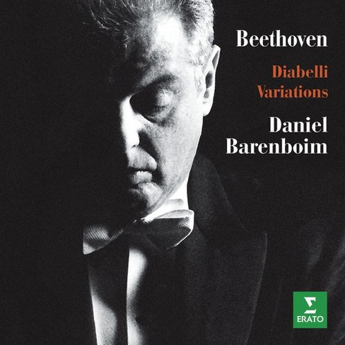 Daniel Barenboim - Beethoven:Diabelli Variations (CD) - image 1 of 1