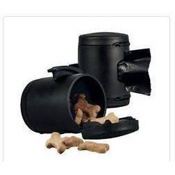 Flexi Leash Dog Multi Box Accessory - Black