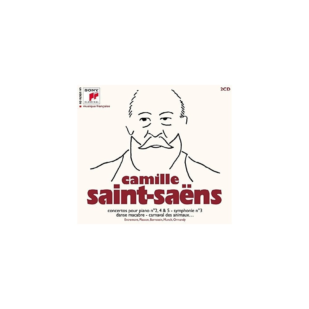 Various - Camille Saint Saens (CD)