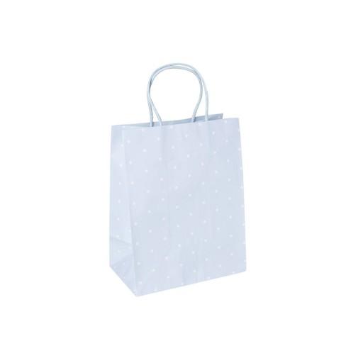 Cub Gift Bag Pastel Blue - Spritz™ - image 1 of 1