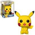 "Funko POP! Games: Pokemon 10"" Pikachu"