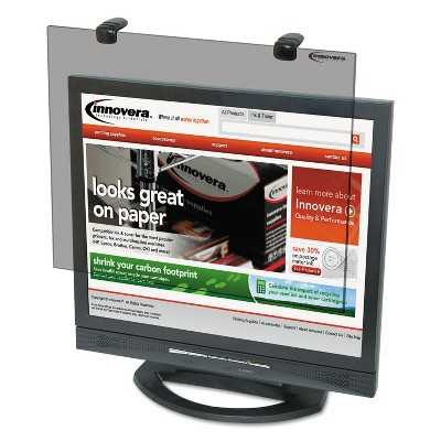 """Innovera Protective Antiglare LCD Monitor Filter Fits 19"""" LCD Monitors 46403"""