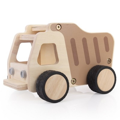 Guidecraft Wooden Dump Truck