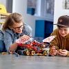 LEGO Ninjago Land Bounty Building Set with Ninja Minifigures, Action Toys for Creative Play 70677 - image 3 of 4