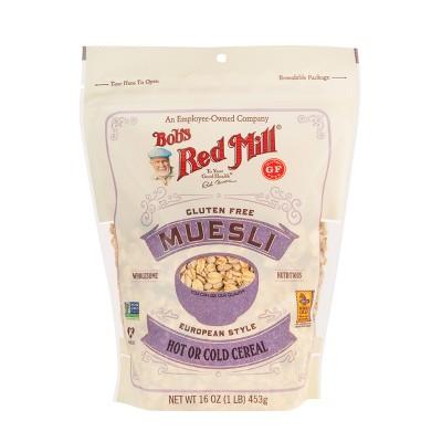 Bob's Red Mill Gluten Free Muesli -16oz