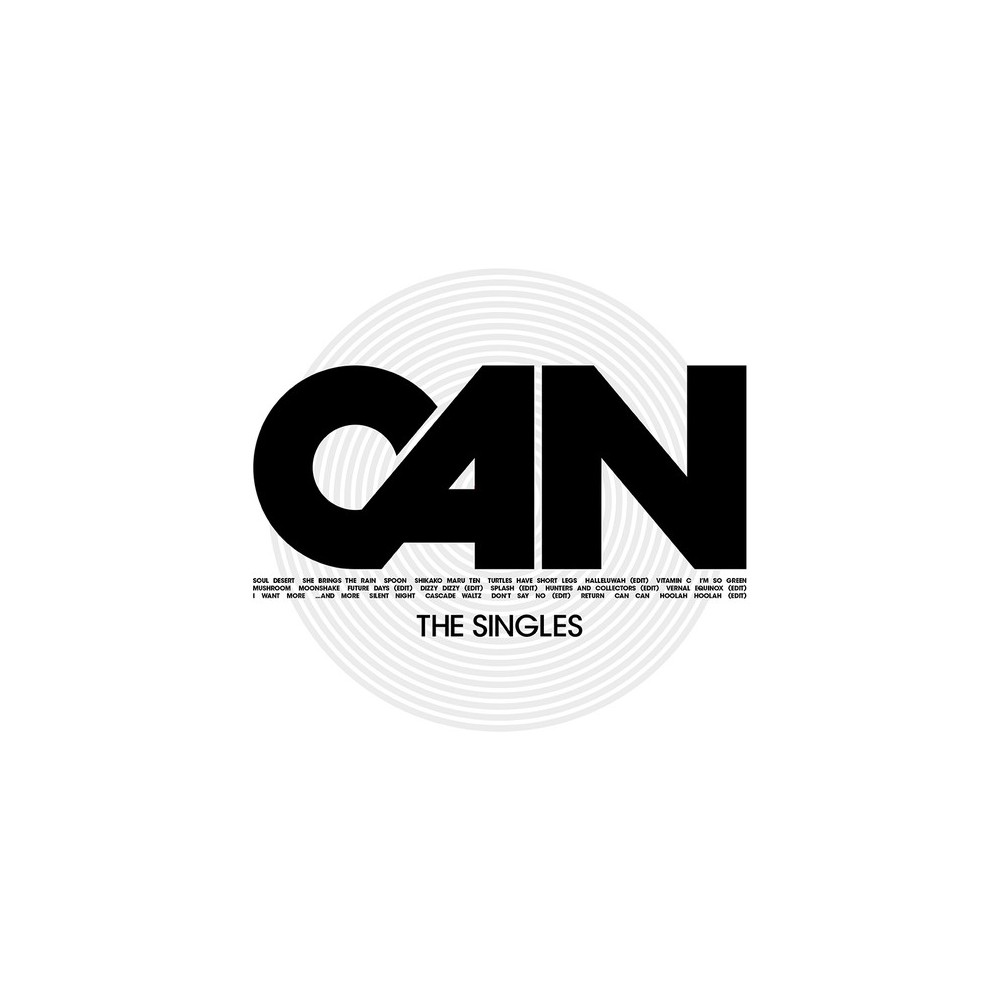 Can - Singles (CD), Pop Music