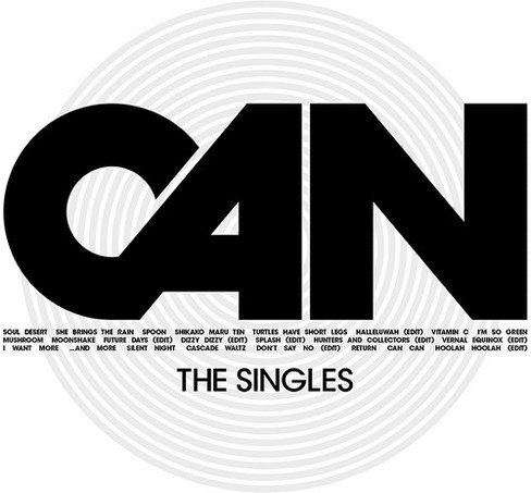 Can - Singles (CD) - image 1 of 1