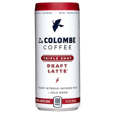 Coffee Drinks: La Colombe Draft Latte